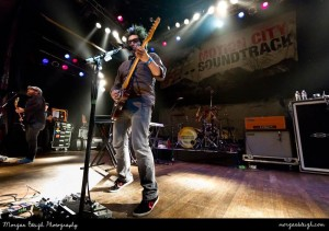 Motion City Soundtrack rewinds at The Intersection this week. (Photo/Morgan Bleigh Photography)