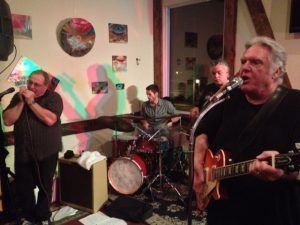 Big Boss Blues at Rockford Brewing (Photo/Local Spins)