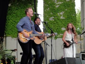 The Lone Bellow (Photo/Local Spins)