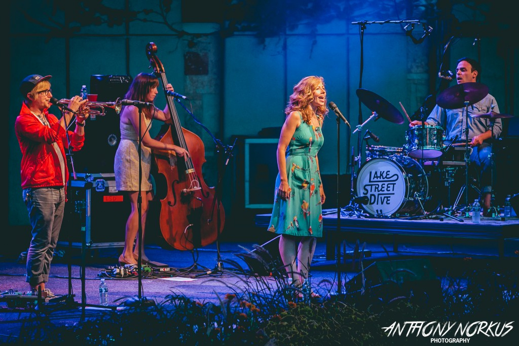 Appeal: Lake Street Dive regaled  (Photo/Anthony Norkus)