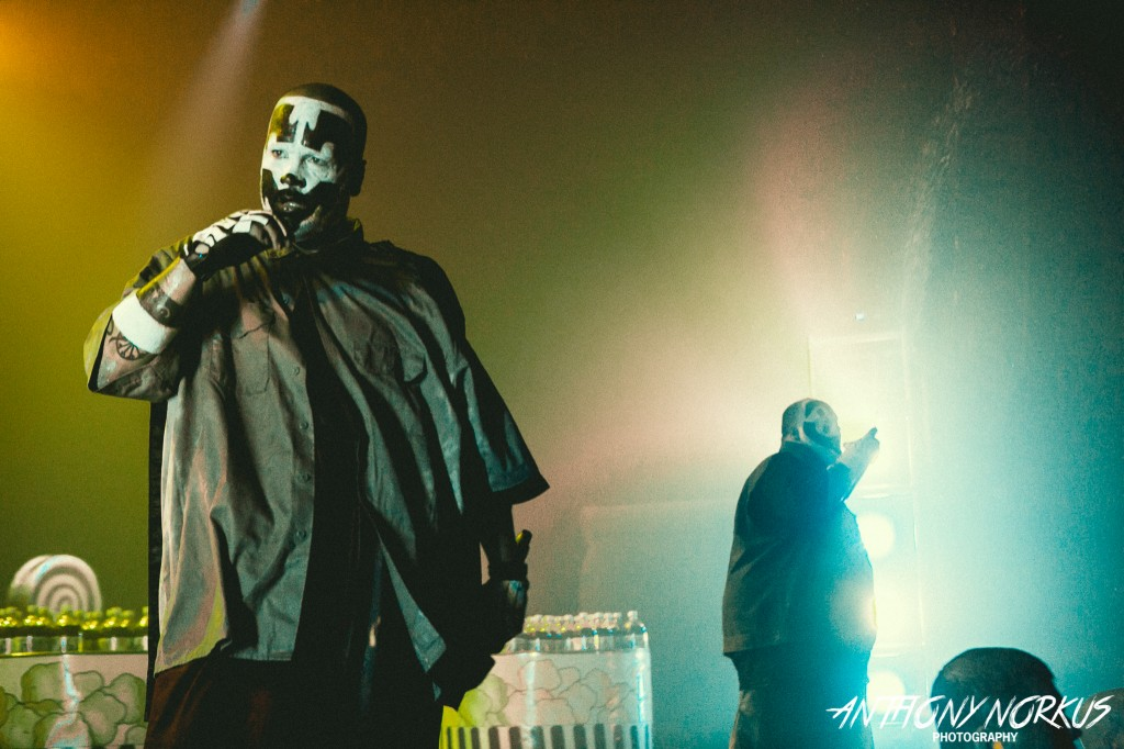 Heads of the Family: Violent J and Shaggy 2 Dope have the Juggalos' eternal devotion. (Photo/Anthony Norkus)