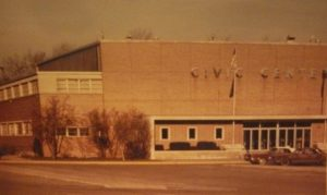 Holland Civic Center (Photo/Courtesy of Holland Museum)