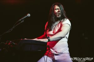 (Almost) A One-Man Show: Andrew W. K. (Photo/Anthony Norkus)