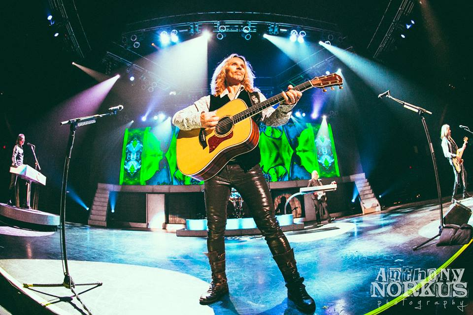Still Rocking: Tommy Shaw and Styx play a sold-out show at Meijer Gardens this week. (Photo/Anthony Norkus)