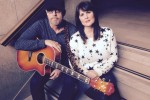 Blues at the Roots of It All: Bobby Lutz and Rochelle Sund Lutz of Rochelle & The Spoilers. (Photo/Local Spins)
