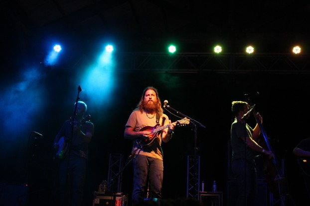 Hoxeyville Mainstays: Greensky Bluegrass will once again fire up the main stage. (Photo/Anna Sink)