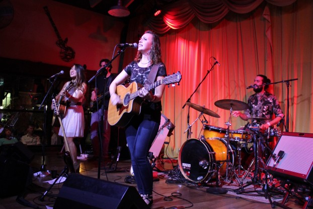"More Adventurous: The Crane Wives release ""Foxlore"" at Founders Brewing on Saturday. (Photo/Anna Sink)"