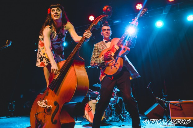 Returning to Meijer Gardens: Delilah DeWylde & The Lost Boys are on the Tuesday Evening Music Club schedule. (Photo/Anthony Norkus)