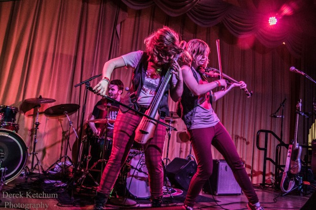 Michigan Power: The Accidentals' tribute to The Great Lake State has struck a chord with fans, with a new EP on the way. (Photo/Derek Ketchum)