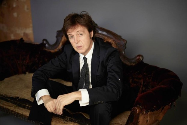Grand Rapids Bound: Sir Paul McCartney plays Van Andel Arena in August.