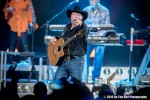 Energizing the Fan Base: Garth Brooks didn't hold back his enthusiasm during Thursday's kickoff show. (Photo/Eric Stoike)