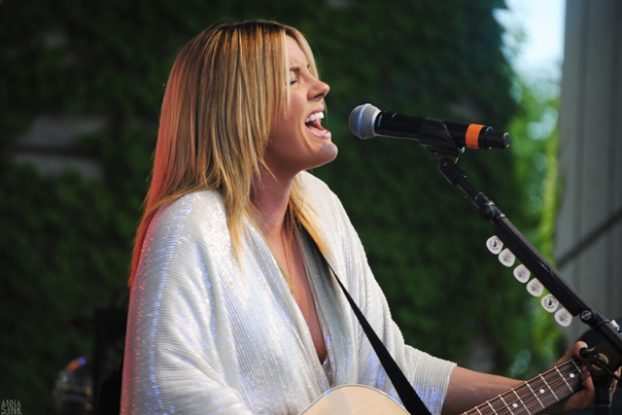 Ticket Available: Grace Potter's Aug. 3 concert initially was sold out to Meijer Gardens members. (Photo/Anna Sink)