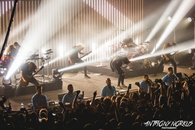 Lighting It Up, Metalcore-Style: Bring Me the Horizon at The Orbit Room. (Photo/Anthony Norkus)