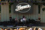 Taking Fans Back in Time: America on stage at Meijer Gardens on Sunday. (Photo/Deshia Dunn)