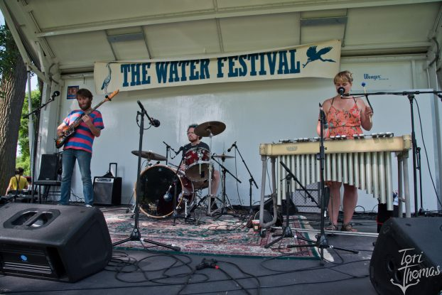 Returning to the Grand River Water Festival: Dede & The Dreamer will perform Sunday at Riverside Park. (Photo/Tori Thomas)