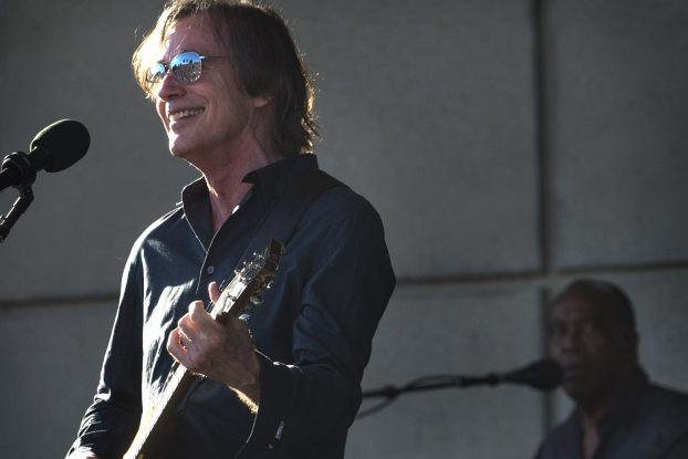 Shining Moments: Jackson Browne held court at Meijer Gardens on Monday night. (Photo/Chris Clark)