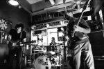 Band of Buddies: Gutbucket plays SpeakEZ Lounge in Grand Rapids on Wednesday night.