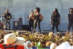 Family Affair: Diana Ross' daughter, Rhonda Ross, opened Monday night's show at Meijer Gardens.