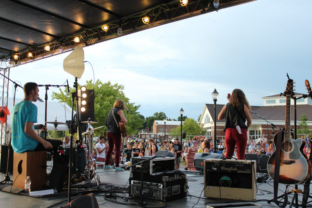 Perfect Summer Anthem: The Accidentals' ode to Michigan is part of this Local Spins playlist. (Photo/Anna Sink)