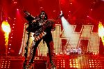 Rockin' All Nite: Gene Simmons and KISS will rev up Van Andel Arena again this weekend.  (Photo/Keith Leroux)