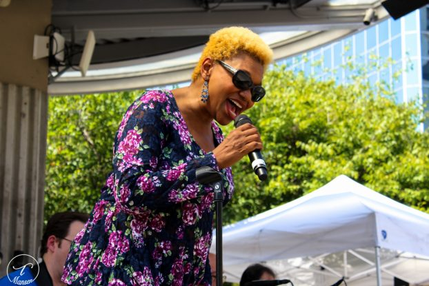 Back for 2016: Singer Edye Evans Hyde will join the Grand Rapids Jazz Orchestra. (Photo/Taylor Mansen)