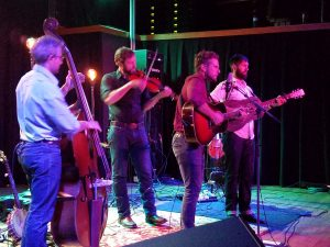 The Steel Wheels at Bell's Brewery (Photo/Chris Falk)