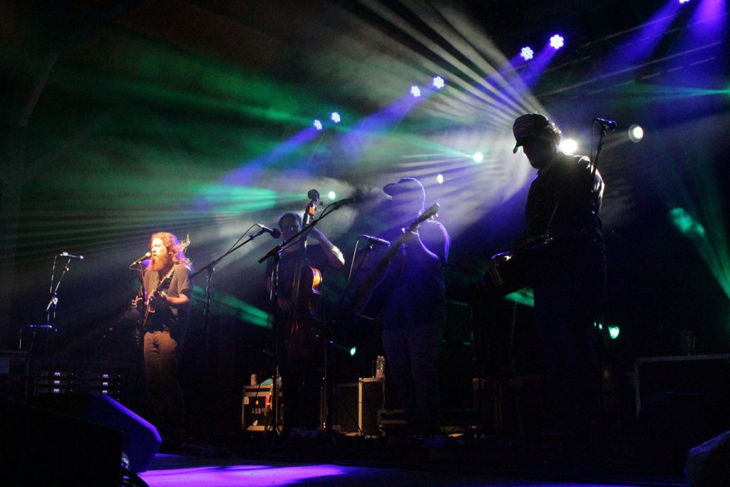 Greensky Bluegrass, Charles Bradley, The Accidentals, Sam Bush, Billy Strings, Joshua Davis to light up Hoxeyville 2017