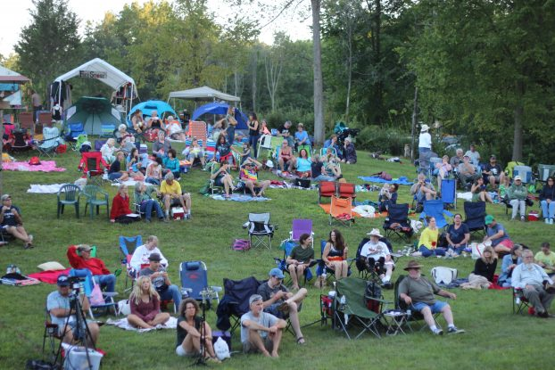 Filling the Hill: Holler Fest celebrates its 10th anniversary this weekend in southern Jackson County. (Photo/Ricky Olmos)
