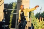 Hip-Gyrating Soul: Seal on stage at Meijer Gardens on Friday night. (Photo/Kendra Kamp)