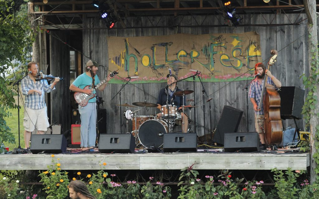Holler Fest: 'Huge party' on the farm and hidden gem of Michigan's music festival scene