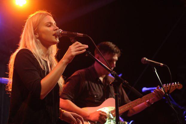Headlining Holler Fest: Ben Daniels Band performed on Friday night. (Photo/Ricky Olmos)