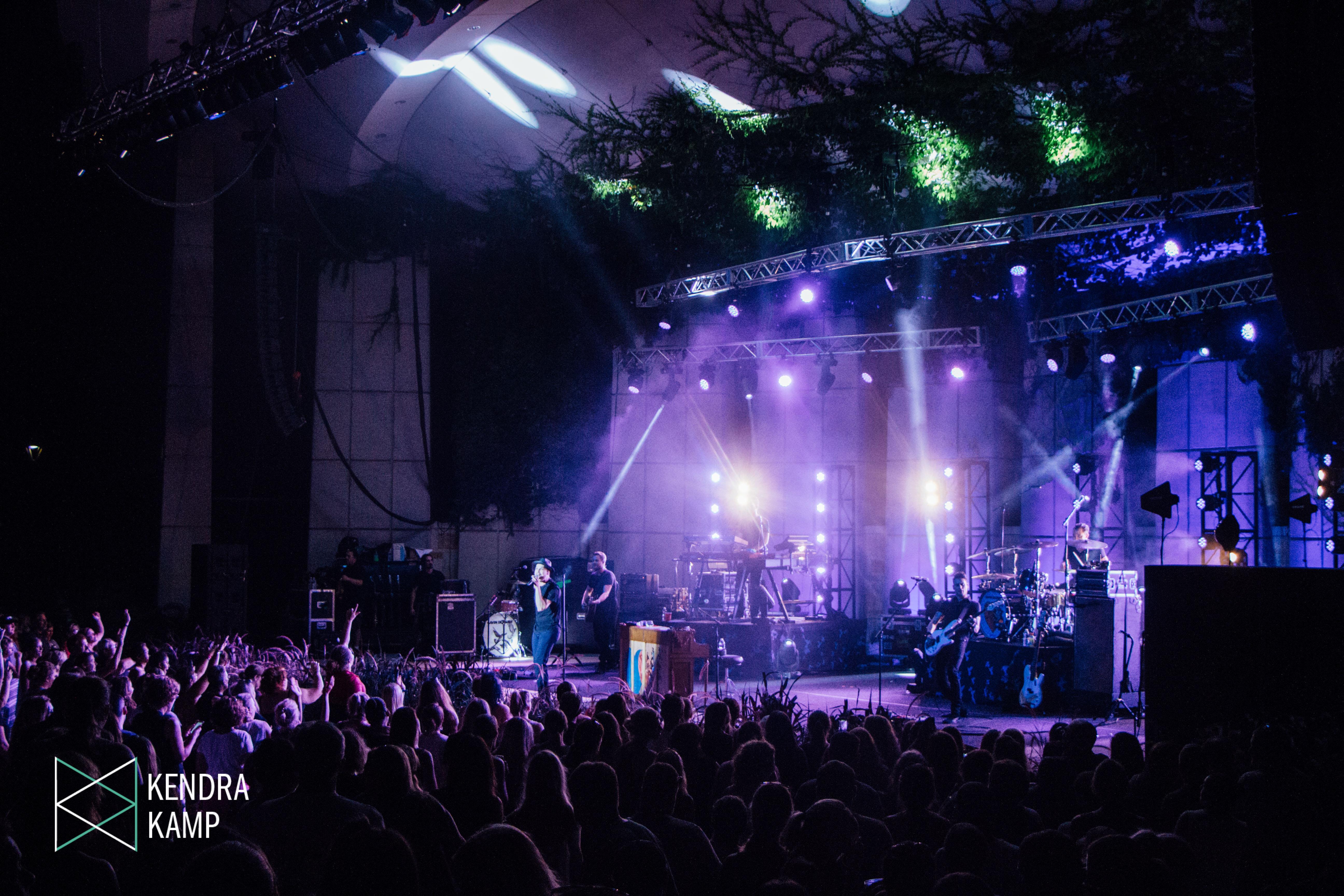Gavin Degraw Concert Cut Short By Lightning At Meijer Gardens
