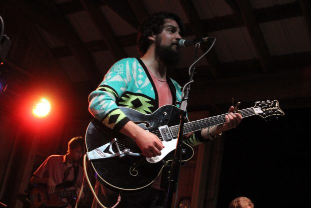 Rootsy Headliner: Seth Bernard and the Electrons will play the second Barry County Roots Music Fest. (Photo/Anna Sink)