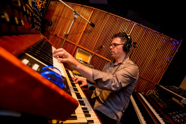 'So Much Fun': Organissimo's Jim Alfredson teams up with fellow keyboard phenom Brian Charette for a weekend show in Grand Rapids.