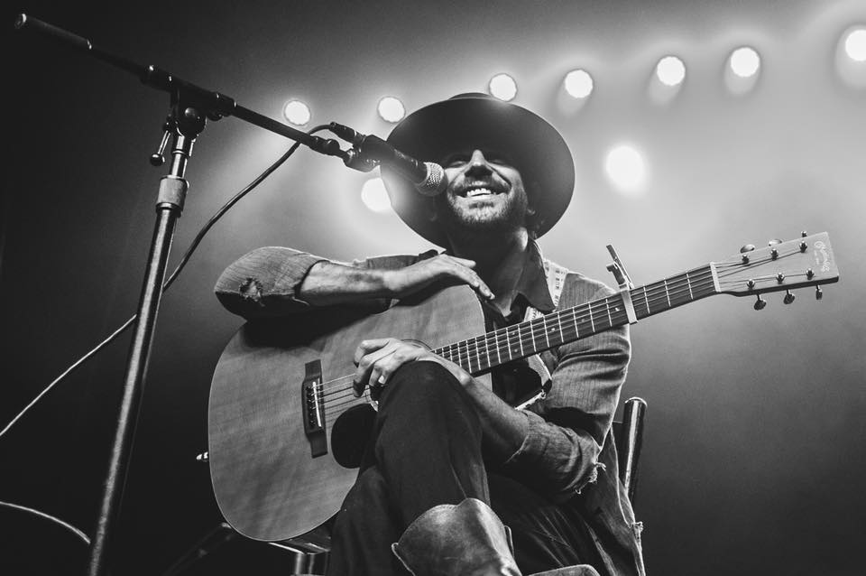 Tour Kickoff: Langhorne Slim plays St. Cecilia Music Center on Thursday.