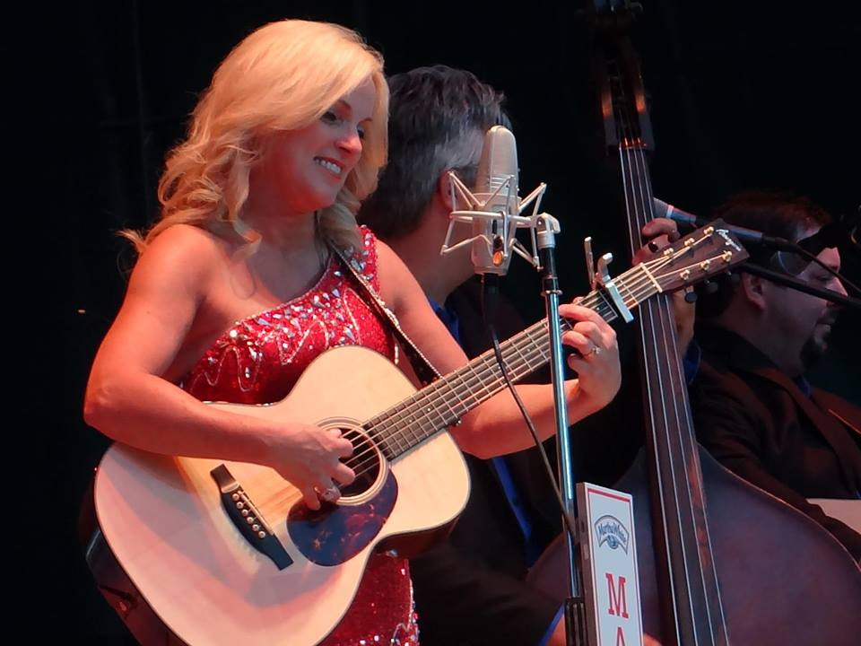 Charlotte Bluegrass Festival keeps long tradition alive; showcases Rhonda Vincent, David Parmley, Joe Mullins this weekend