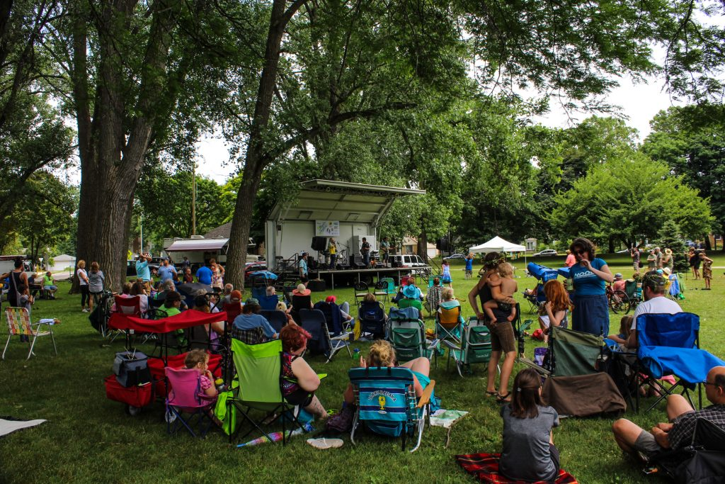 Grand River Water Festival to spill out 'peaceful, collaborative' Saturday of music, education at Riverside Park