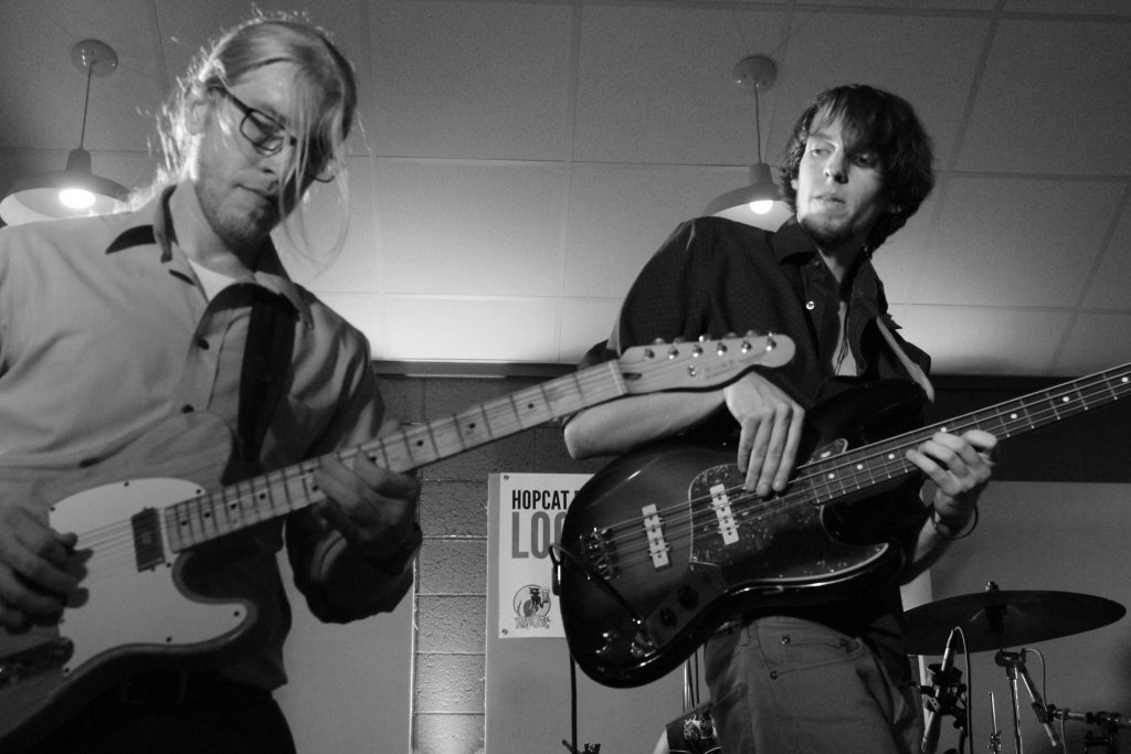 Big Dudee Roo's infectious, grunge-driven folk-rock: The Local Spins Live at River City Studios Session