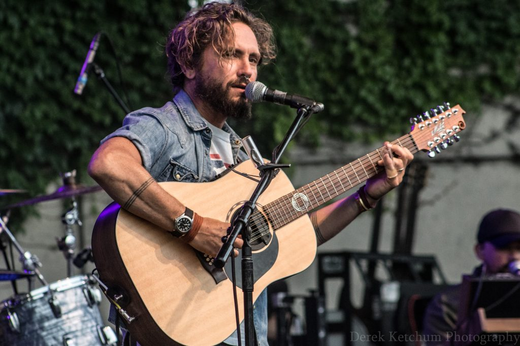 John Butler Trio defies labels with blazing jams during third visit to Meijer Gardens