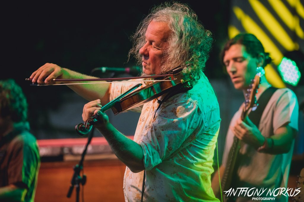 Railroad Earth, Twiddle turn Grand Rapids tour stop into sweaty, grass roots jam fest