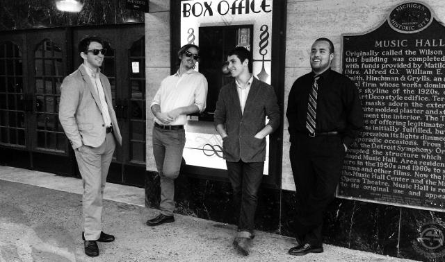 Reinventing Jazz: Brad Fritcher + trois