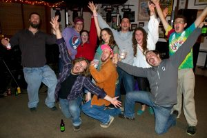 UV Hippo and some of their avid fans in Virginia. (Photo/Festy Shots Photography)
