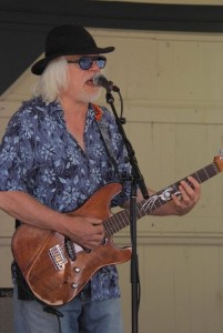 Mark Swanson of 13th Hour at Rockford's Start of Summer. (Photo/Kristine Carpenter)