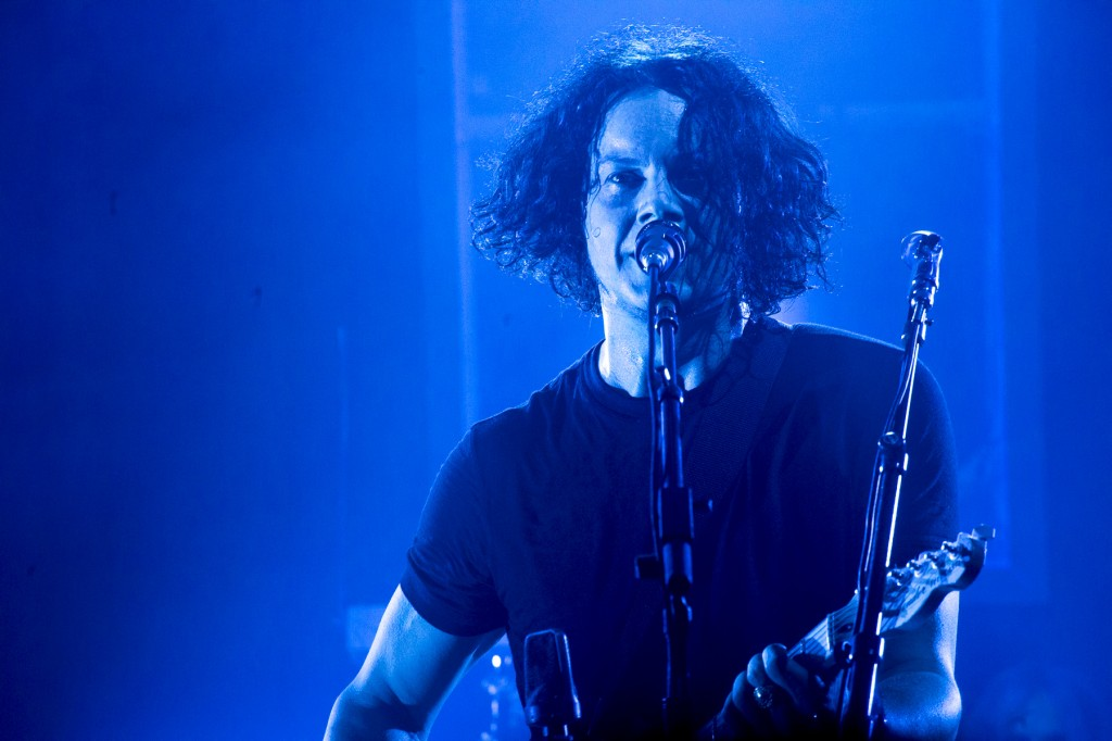 Fox Theatre Triumph? Jack White played two shows in Detroit this week. (Photo/David James Swanson)