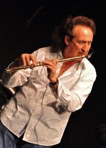 Flutist Alexander Zonjic