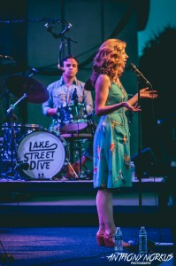 Rachel Price of Lake Street Dive. (Photo/Anthony Norkus)