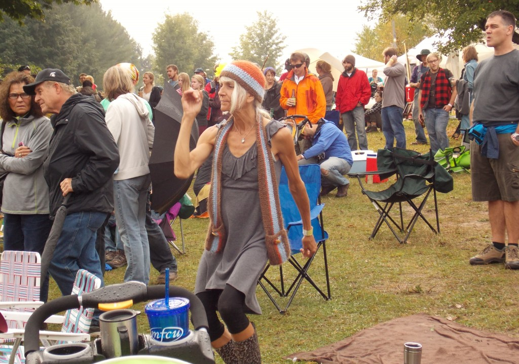 Earthwork's Hippie Holiday: Celebrating as a family on the farm outside Lake City with 111 bands. (Photo/John Sinkevics)