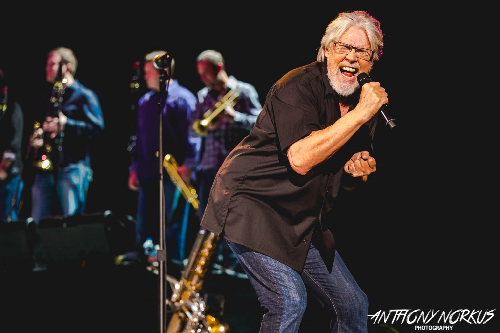 Night Moves in GR: Bob Seger regaled a sold-out crowd with the Silver Bullet Band and Motor City Horns. (Photo/Anthony Norkus)