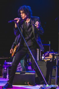 House Partyer: Peter Wolf of the J. Geils Band. (Photo/Anthony Norkus)