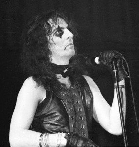 Master of Rock Horror:  Alice Cooper. (Photo/Hunter Desportes)
